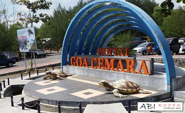 Tempat Wisata Romantis di Jogja Pantai Goa Cemara