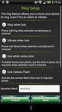 Aplicaciones Android para localizar tu smartphone en caso de perdida o robo 11