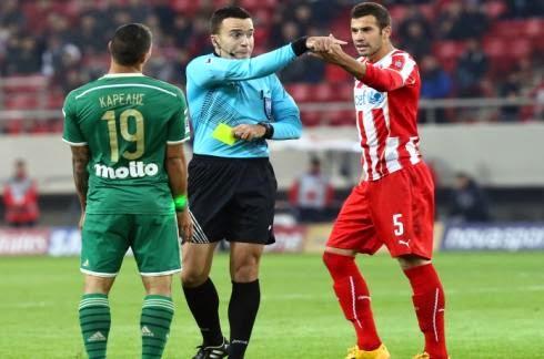 ΣΚΑΝΔΑΛΟ ΣΤΟ ΦΑΛΗΡΟ: Καλογερόπουλος-Παναθηναϊκός 1-0