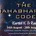 Blog Tour: THE MAHABHARATA CODE by Karthik K.B. Rao