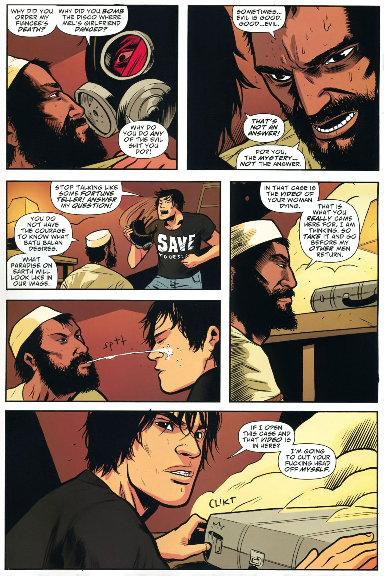 Read online American Virgin comic -  Issue #23 - 20