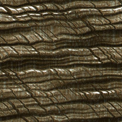 Bark Seamless Tiling Pattern 3