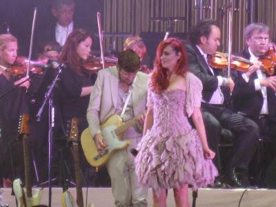 Émilie Simon festival Rock en Seine 2014