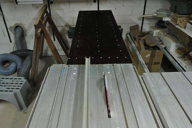 werkraum s getischverl ngerung f r festo festool basis plus 2a. Black Bedroom Furniture Sets. Home Design Ideas