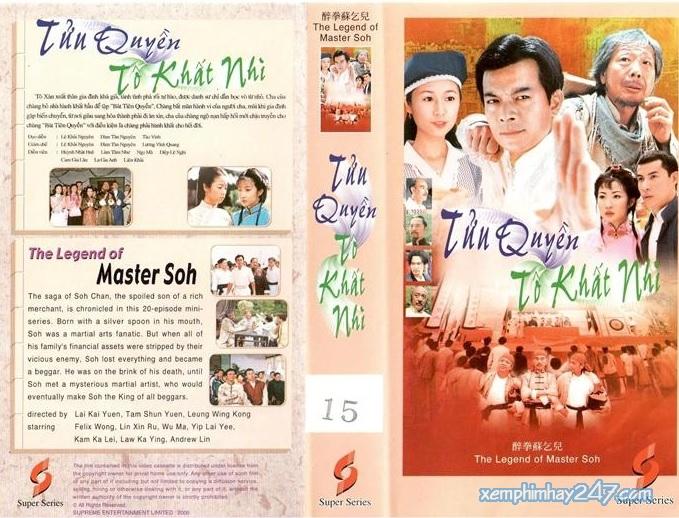 http://xemphimhay247.com - Xem phim hay 247 - Tửu Quyền Tô Khất Nhi (1982) - The Legend Of Master So (1982)