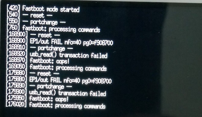 LG G2 fastboot mode StartEd udc_start Problem | Andro New Phone