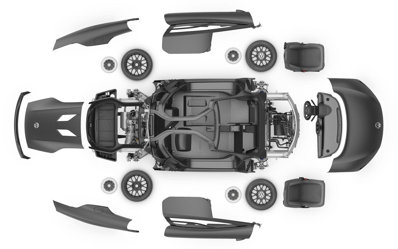 Cars Model 2013 2014: Ultra-Efficient Volkswagen XL1 Ready ...