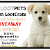 Blogger Opp ~NEW LOOTPETS from LOOTCRATE (1 Month Subscription Giveaway)! 5 Winners! $125 RV