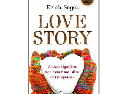 Love Story- Erich Segal- libro