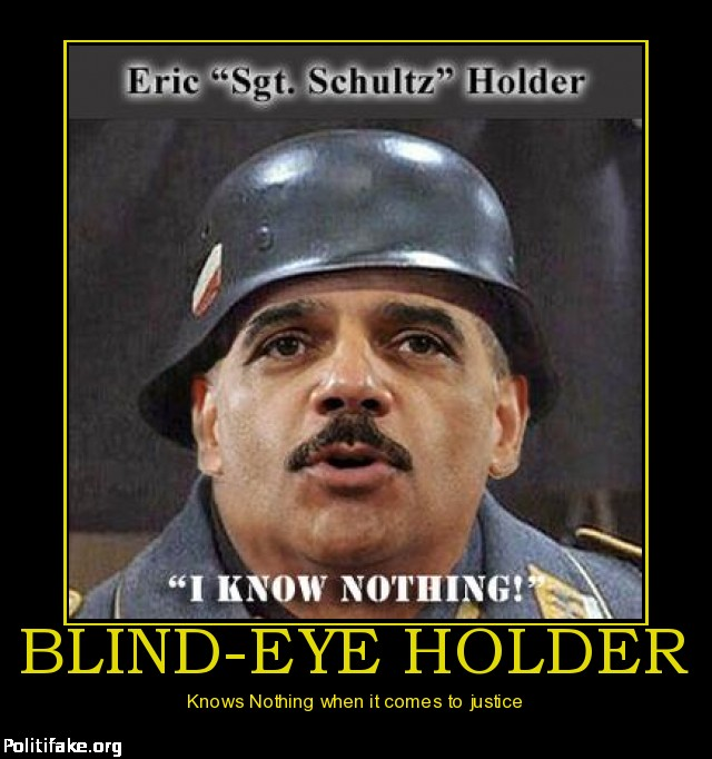 Image result for Eric Holder i know nothing