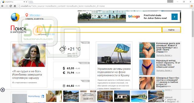 Eradafi.ru (Hijacker)