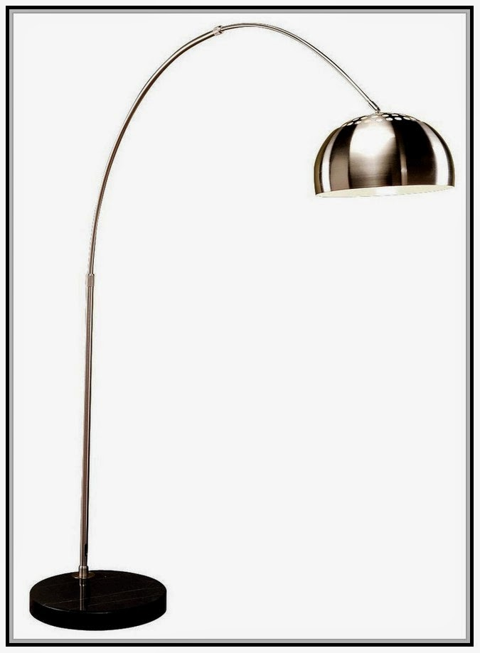 Arch chrome floor lamp  Lamps Image Gallery