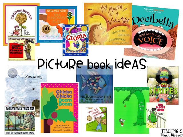 using picture books in the classroom