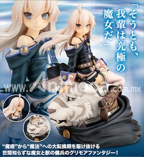 Figura Zero Zero kara Hajimeru Mahou no Sho