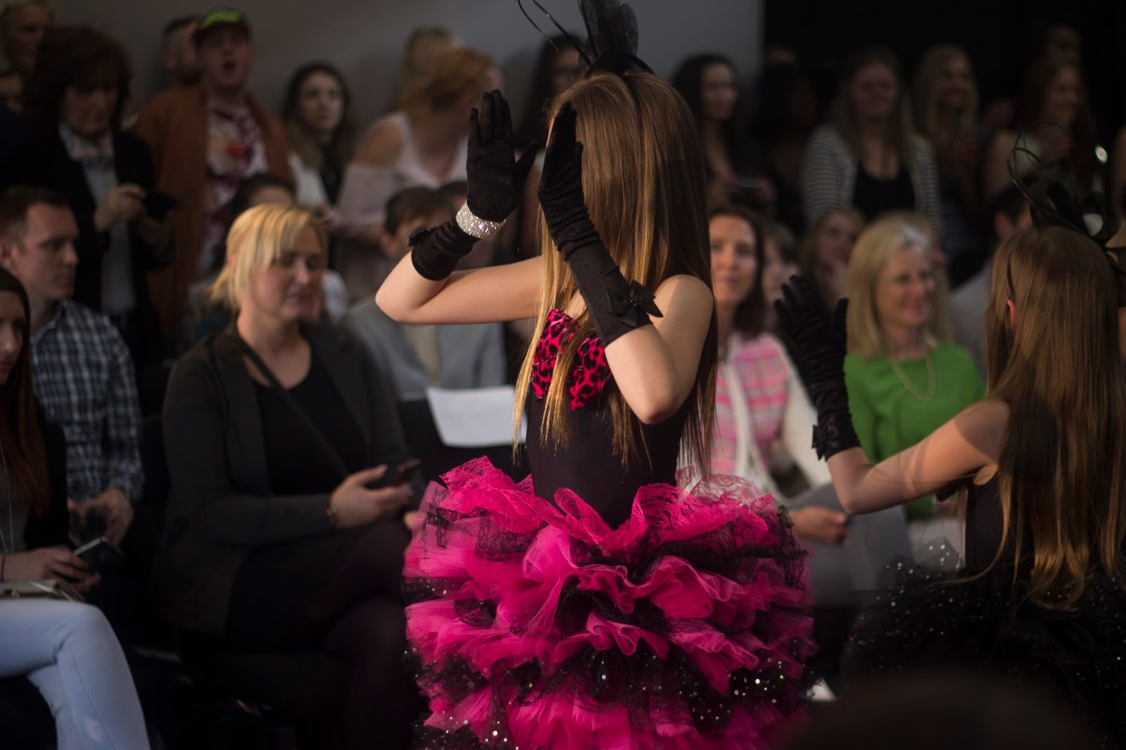 Pandorella by Karina So. at FashionE Manchester Fashion Week for Ses Rêveries