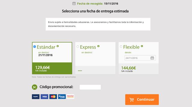Código Promocional Exclusivo: AMIS30PORBOSTON.COM en Sinmaletas.com
