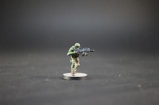 USAriadna Grunts Rifle II