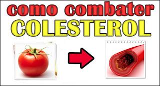 Alimentos que combatem o Colesterol