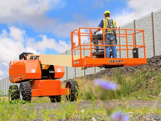 JLG 600S - Telescopic Boom Lifts