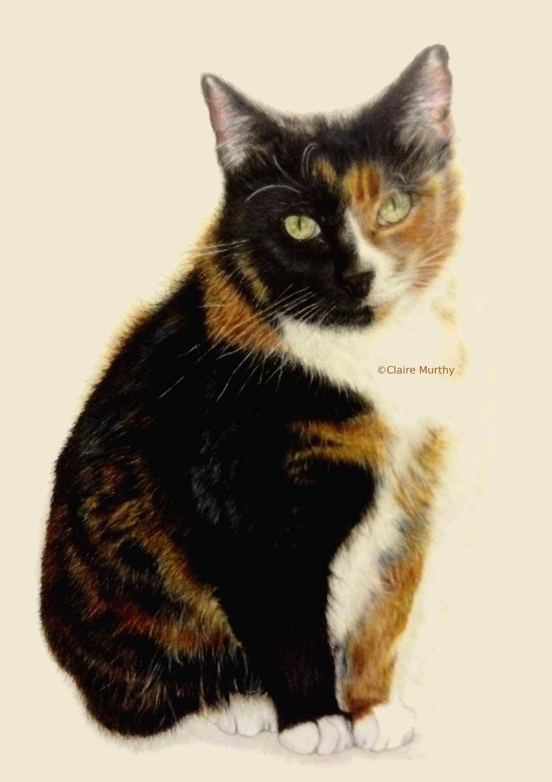 Traditional Fine Art Animal Portraits