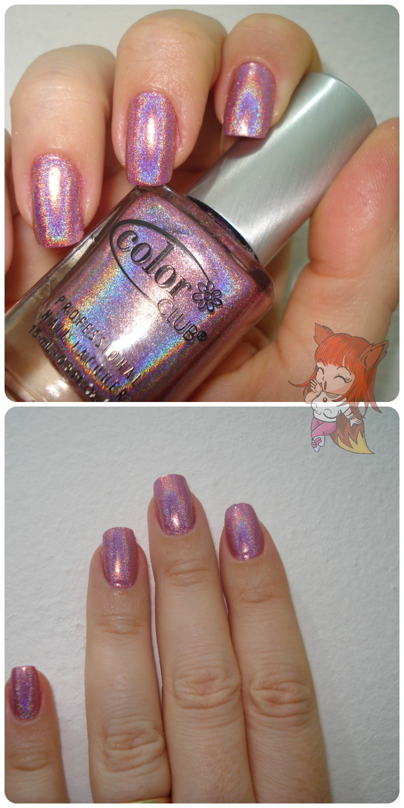 Esmalte Color Club :: Miss Bliss - Resenha