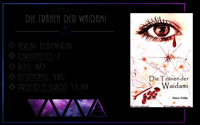 [Rezension] Die Tränen der Waidami - Klara Chilla