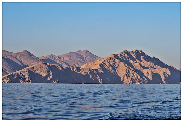Arabian sea, musandam, oman