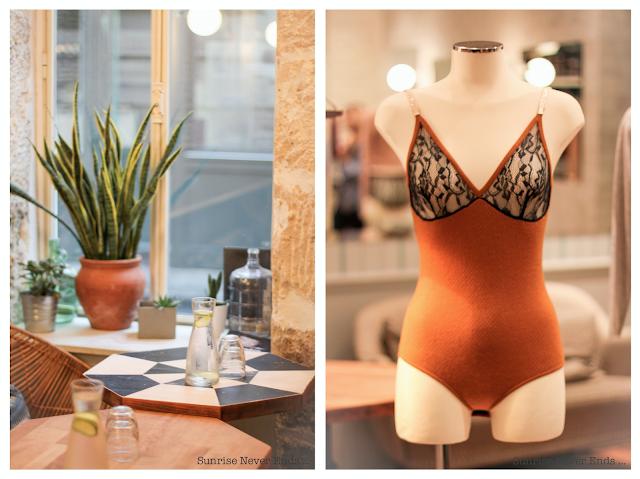 albertine swim,lingerie,eric bompart,cachemire,collaboration,paris,café pinson