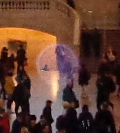 violet orb