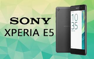 Sony Xperia E5, Manual de usuario, instrucciones en PDF, Guía en Español