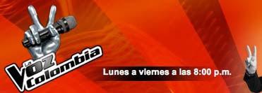 Logo de La Voz Colombia