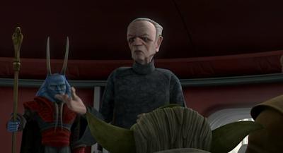 канцлер Палпатин Войны клонов