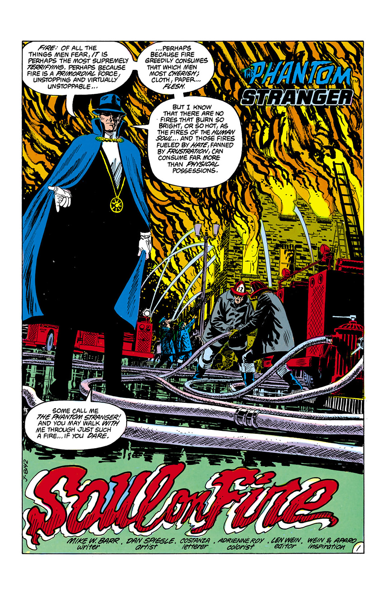 Swamp Thing (1982) Issue #2 #10 - English 19