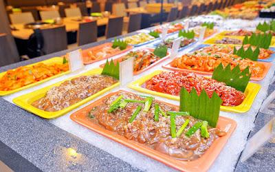 Seoul Garden Korean BBQ Buffet Fave Coupon