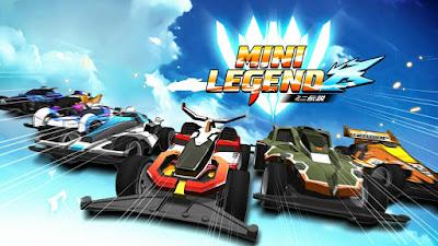 Download Mini Legend - Mini 4WD PVP (Android)