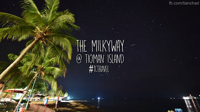 Prettiest Milky Way in Malaysia (Tioman Island) #TCTravel