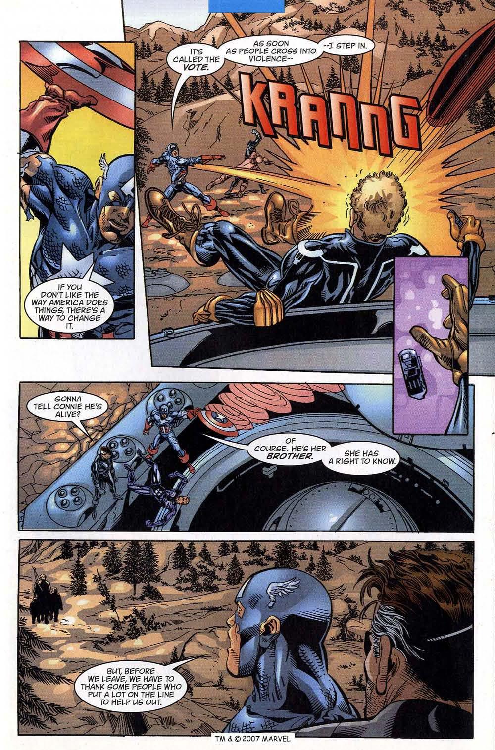 Captain America (1998) Issue #43 #50 - English 27