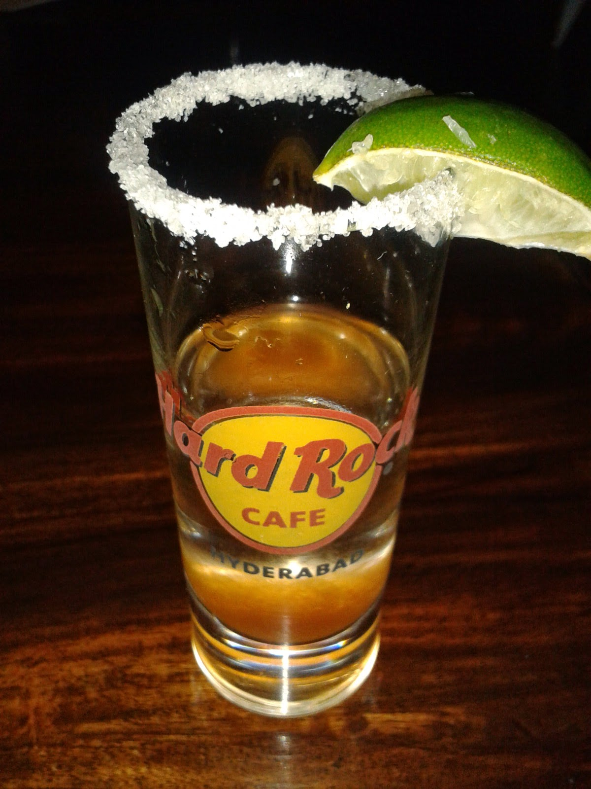 Cactus Flower Tequila Hard Rock Cafe