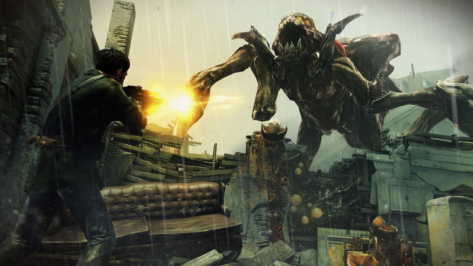تحميل لعبة dark sector مضغوطة برابط مباشر