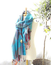 Sponsor Give Away - Scarf 90% Cashmere 10% silk