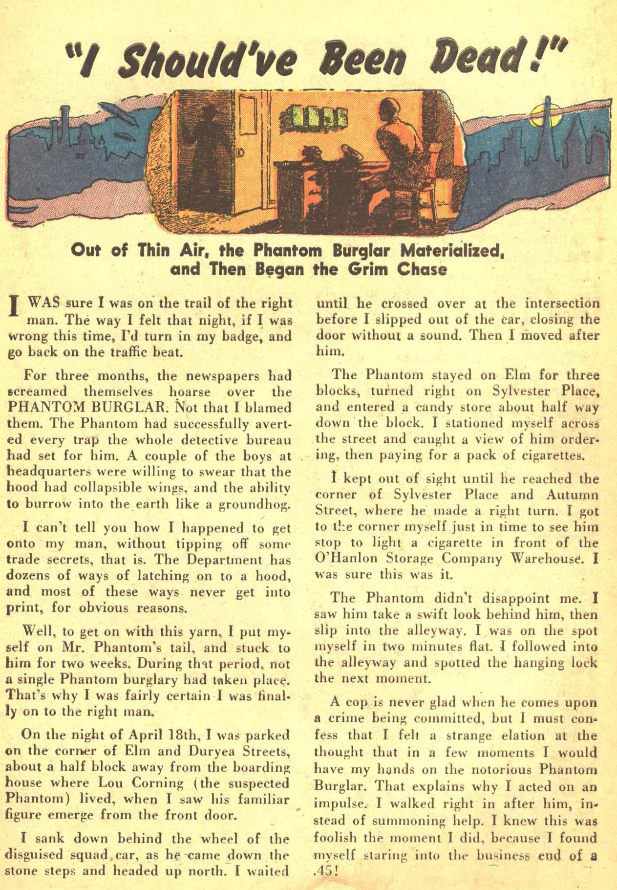 Read online Detective Comics (1937) comic -  Issue #206 - 30