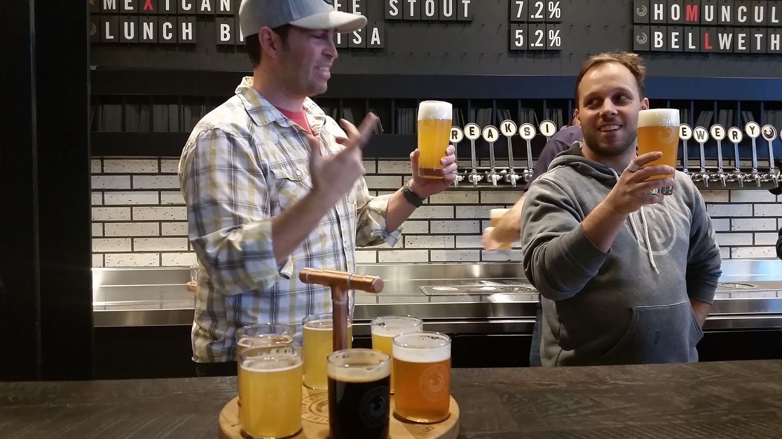 Beer Musings PDX: The Best Things We Drank: Goodbye February, Hello March