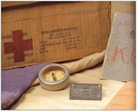 swap guerre 39-45 14-18 lecture blog colis croix-rouge prisonniers
