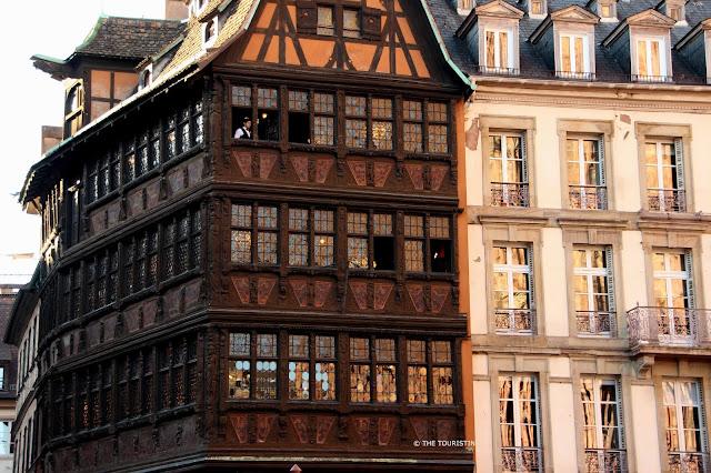 Strasbourg Kammerzell House