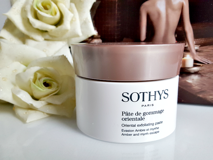SOTHYS Paris - Aroma Körperpflege Sensations Orientale - Orientalische Peeling Paste