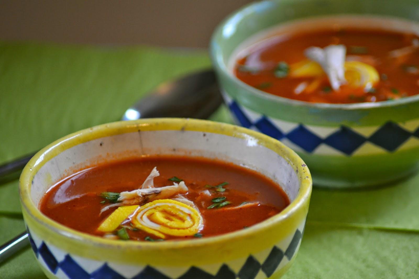 Zelf Chinese tomatensoep maken zonder pakje Honig