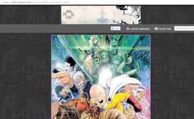 best site to read one punch man webcomic online