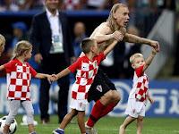 Zagueiro croata diz que errou e pede desculpa após vídeo em apoio à Ucrânia