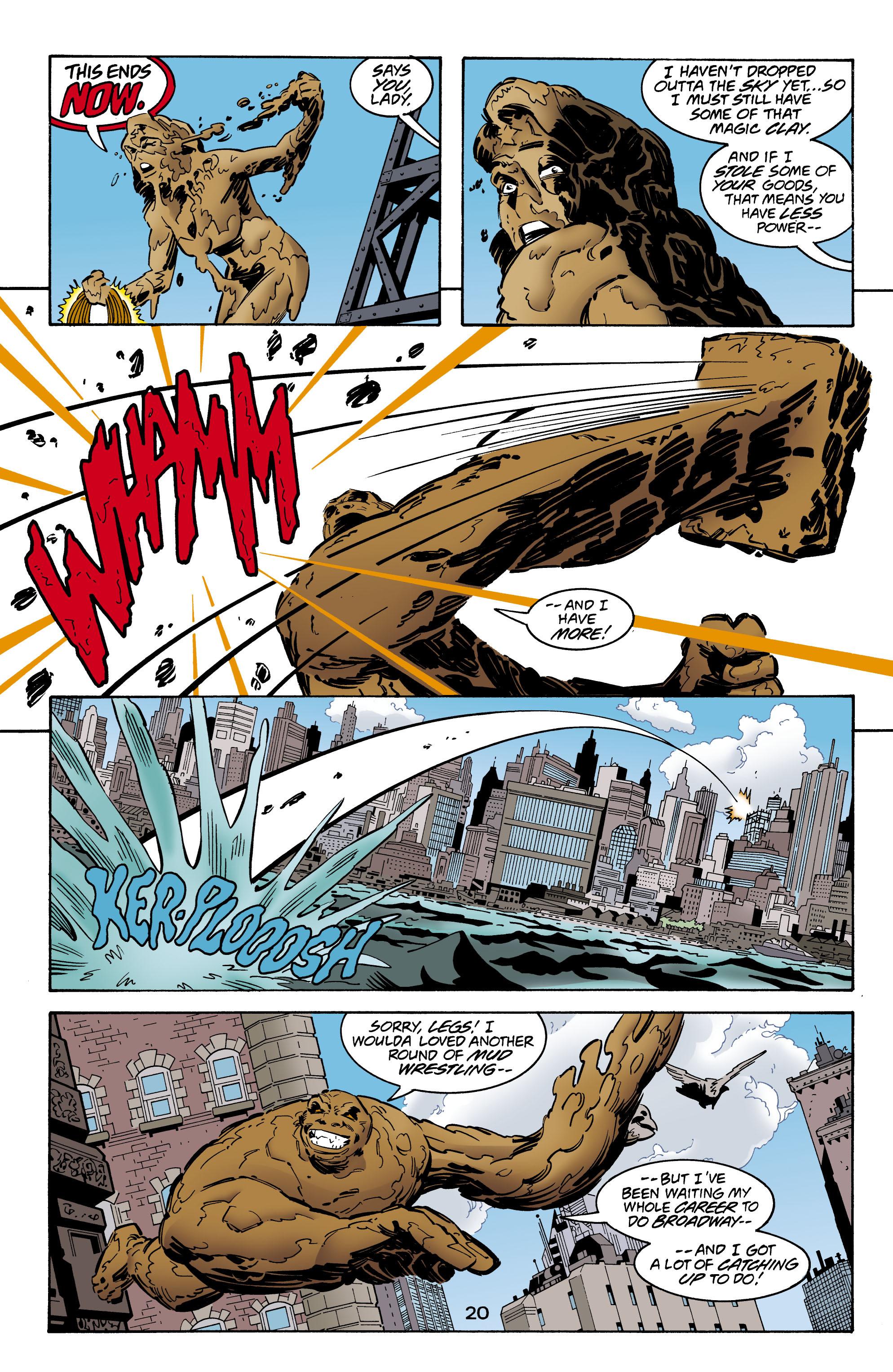 Read online Wonder Woman (1987) comic -  Issue #160 - 21
