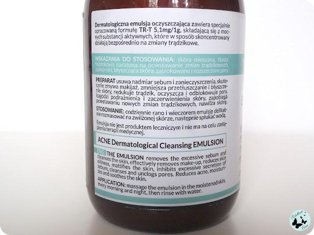 Moja recenzja - dermatologiczna emulsja oczyszczająca DrMedica